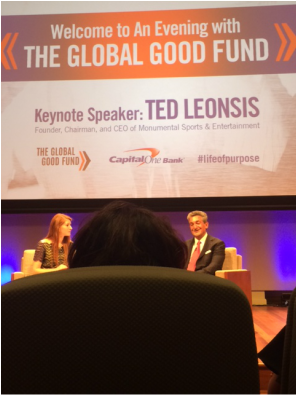 TED LEONSIS: PEOPLE & COMPANIES AND THE PURSUIT OF HAPPINESS