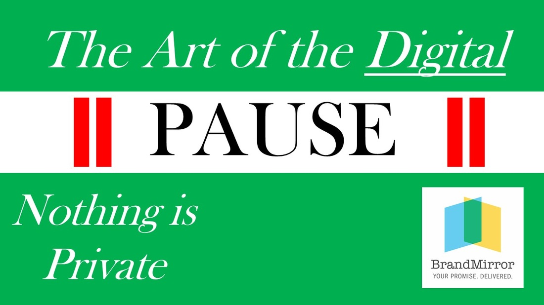 THE ART OF THE DIGITAL PAUSE