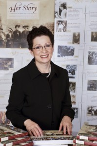 REFLECTIONS INTERVIEW: JILL TIETJEN, AUTHOR, STEM CHAMPION, PRESIDENT NATIONAL WOMEN'S HALL OF FAME