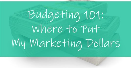 Protected: Budgeting 101: Where to Put My Marketing Dollars