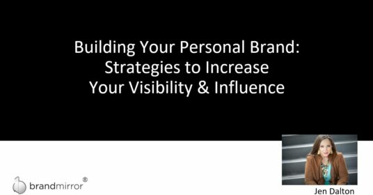 Protected: Presentation: July 2021 | Career Confidence, Personal Branding