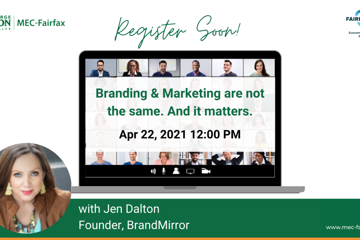Branding & Marketing are Not the Same. And It Matters.